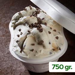 Vaschetta gelato da 750 gr.